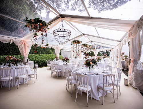 Wedding in Summer Villa Balbianello