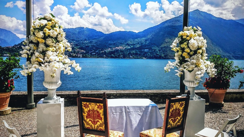 Matrimonio con fiori