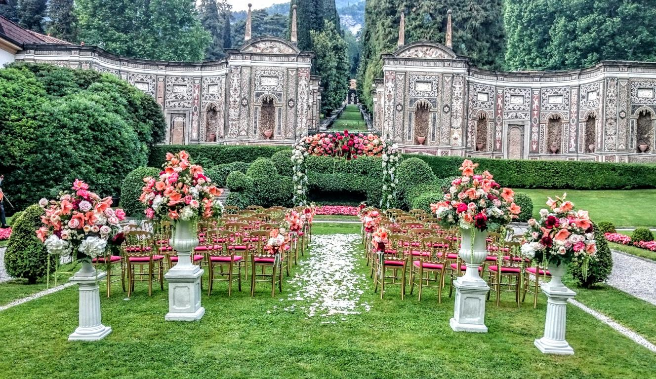garden of Villa D'èste