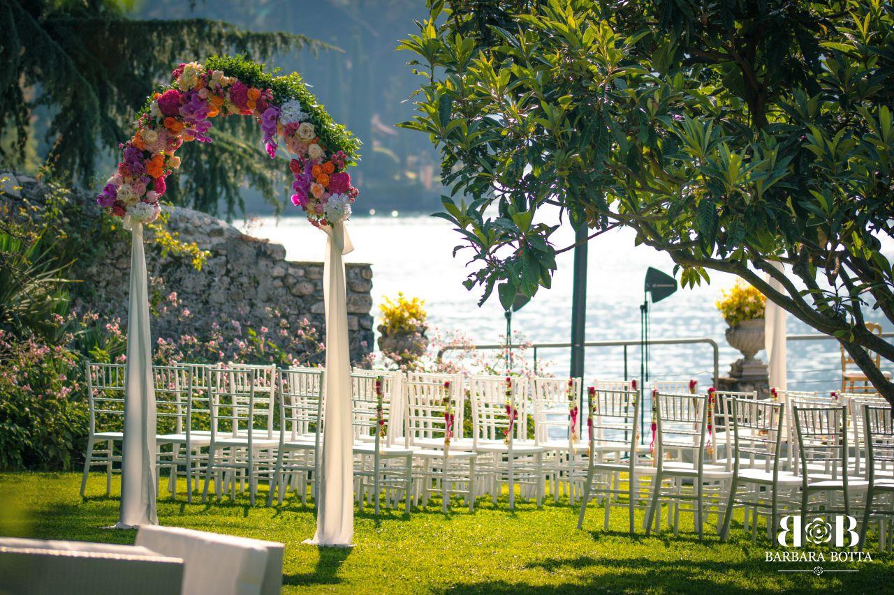 Indian Wedding Villa Monastero Pax